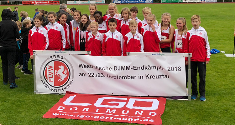 U14-Team sichert sich Westfalenmeistertitel
