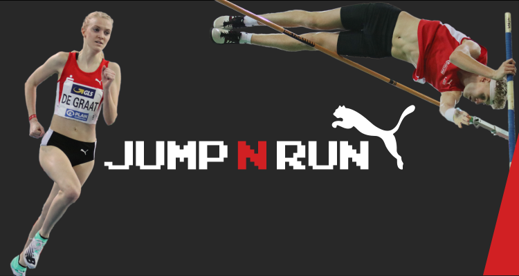 PUMA Jump'n'Run Meeting am 15. August im Stadion...